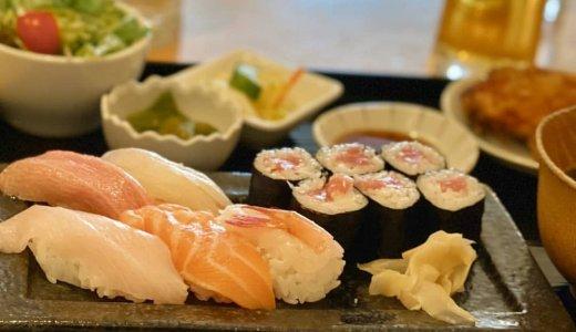 【福禄寿】布袋の姉妹店!ランチにはあのザンギやお寿司も味わえる札幌の名店!