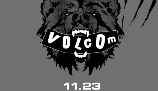 VOLCOMが札幌に初出店!サッポロファクトリーでスノーウェアやジーンズ・アクセサリーなどを販売