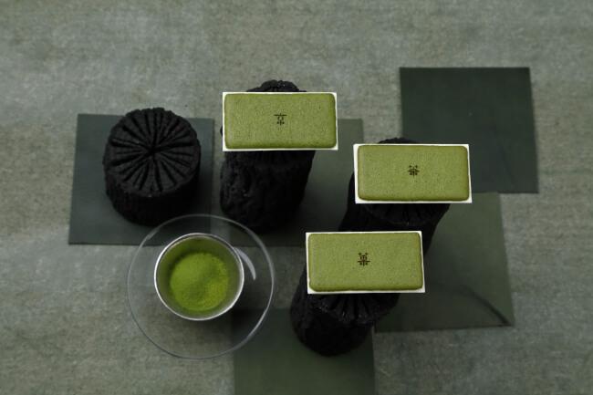 マールブランシュのお濃茶ラングドシャ『茶の菓』