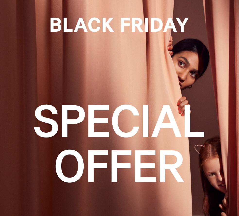 H&Mがブラックフライデーセールを開催!日替わりサプライズ価格で販売&全品20%オフなど実施