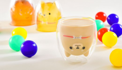 ドリンクを注ぐと動物が現れる『GOODGLAS (グッドグラス)』が札幌ロフトで11月15日(金)より発売!