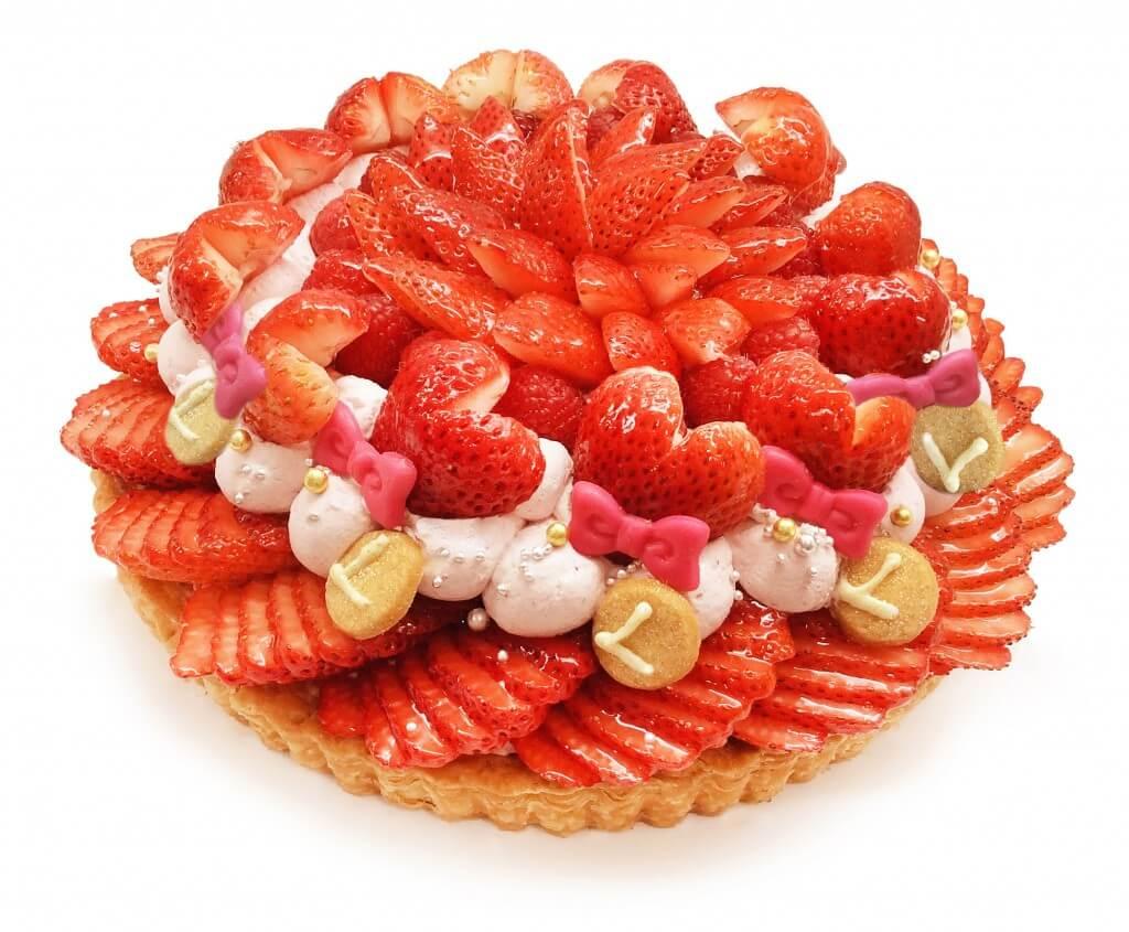 リカちゃんのケーキ~ストロベリーハート~