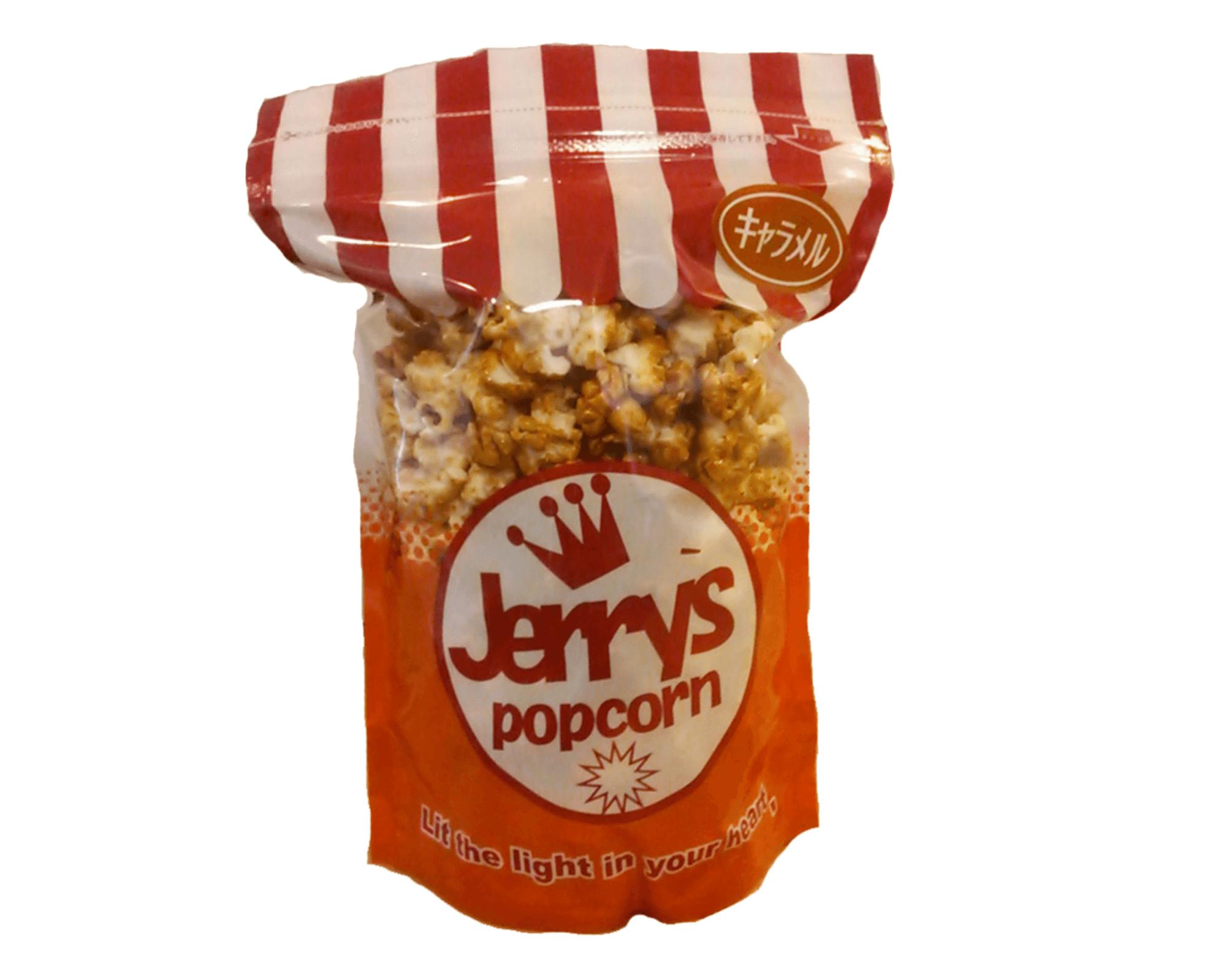 ジェリーズポップコーンのポップコーン