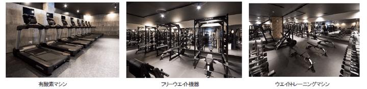 FiT24 札幌狸小路2丁目店のマシンイメージ