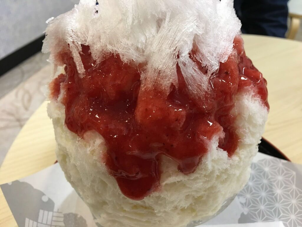 えぞうさぎのいちごミルク(アップ)