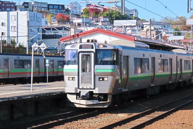 JR北海道は区間快速『いしかりライナー』を2020年3月に廃止予定!以降は各駅停車になるみたい