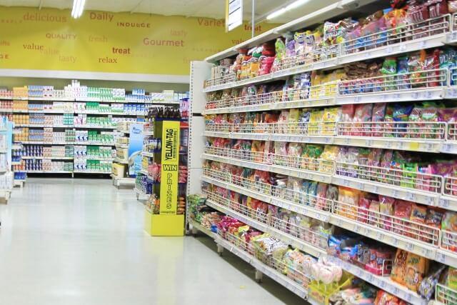 スーパマーケット