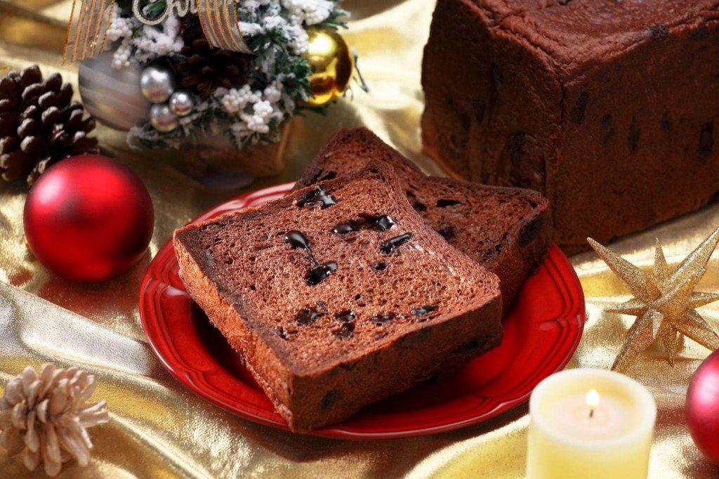 高級食パン専門店 嵜本の『スイートショコラ食パン』