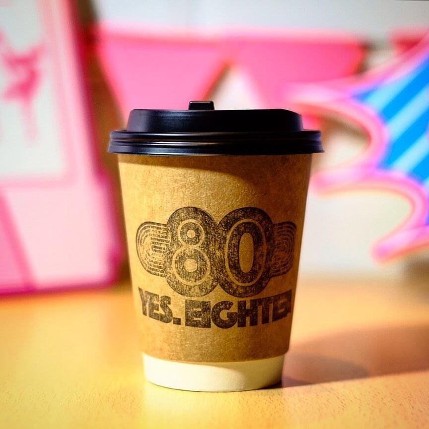 YES.EIGHTEA's(イェスエイティーズ)の『ホット黒糖紅茶ミルク』
