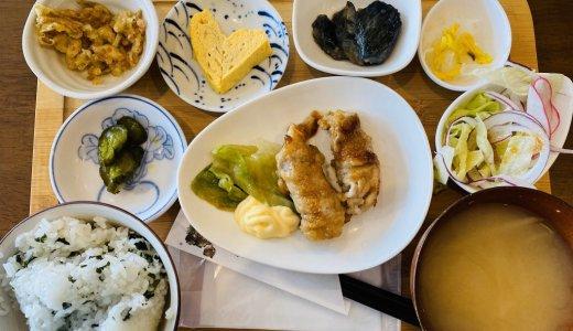 【カフェ・アカリ】東区伏古でワンコインランチに300円のモーニングが食べれるカフェ