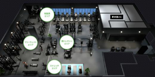【FiT24 札幌狸小路2丁目店】24時間営業のジムが狸小路にオープン!快活CLUBに併設