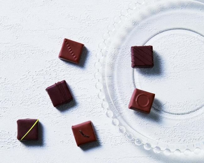 トゥルビヨン バイ ヤン・ブリスのチョコレート
