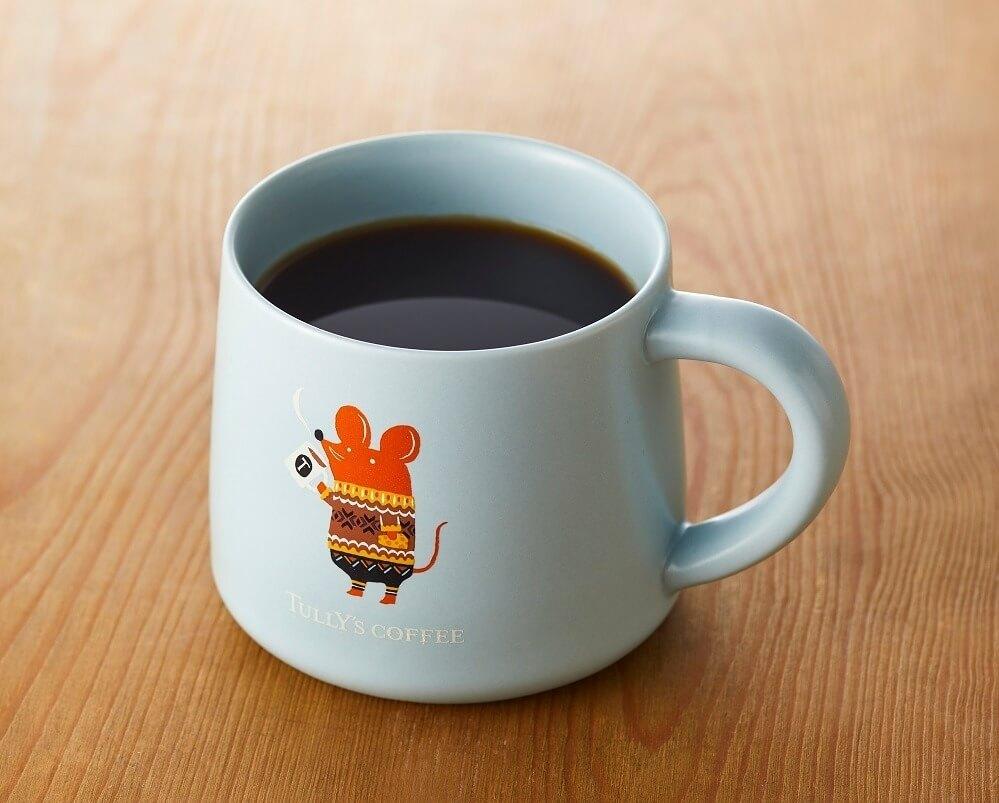 タリーズコーヒーのマグカップ