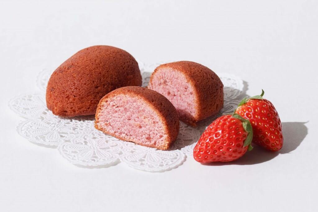 ベリーアップの『いちごケーキ』