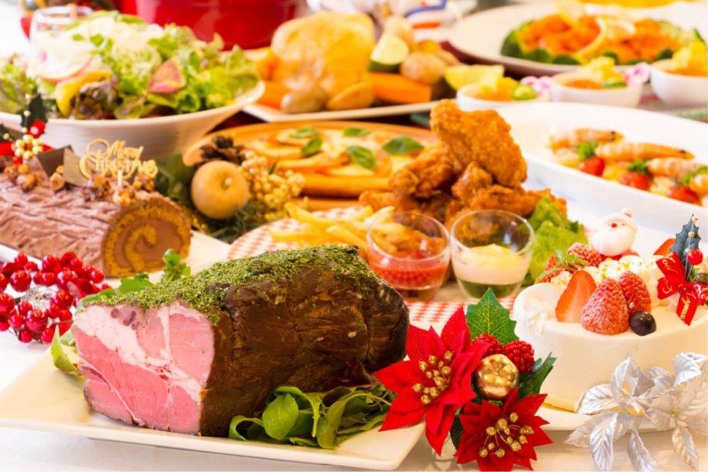 サウスウエストで全40品が食べ放題のクリスマスディナーブッフェを開催!和牛ローストビーフ、トリュフパスタも!