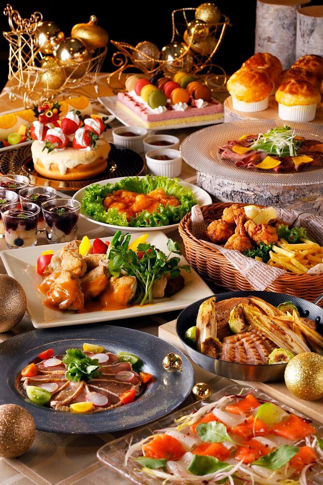 握り寿司、ズワイガニなど食べ放題のディナービュッフェが札幌エクセルホテル東急で開催!