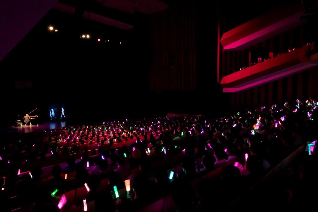 『かわさきジャズ2019 まらしぃ with 初音ミク、鏡音リン piano acoustic live』のライブ会場