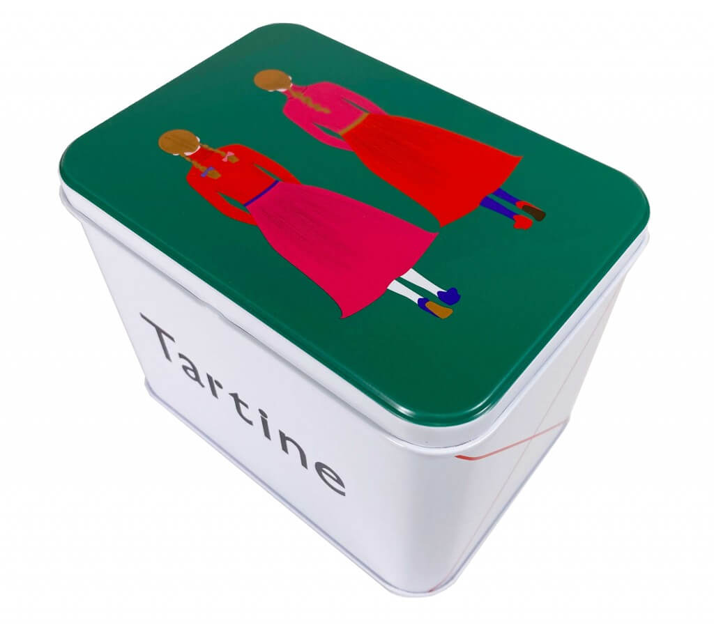 スイーツショップ『タルティン』-クリスマス缶