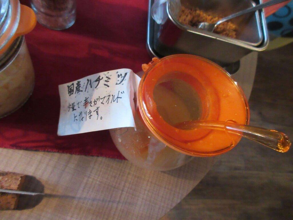 焼き鳥 ワイン Ajito(アジト)に置いてある漬物5