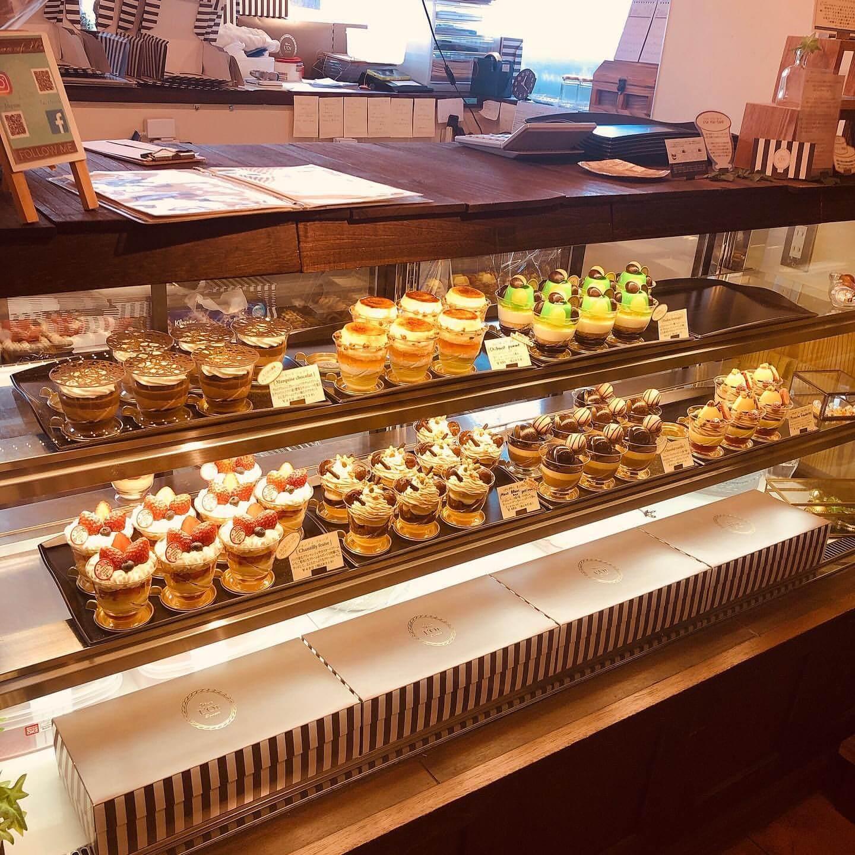 Patisserie cafe L'Or(パティスリーカフェ ロール)で販売しているケーキ2