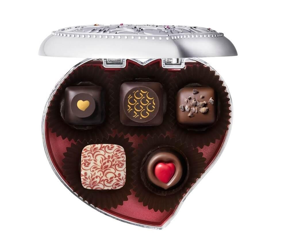 ゴディバの『チョコレート クロニクル スウィート キープセイク』