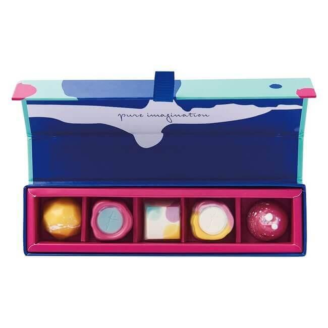 ジャニス・ウォン『チョコレートボックス』