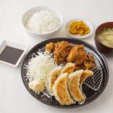 餃子とカレーザンギの店 点心札幌の定食メニュー
