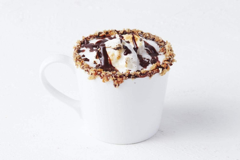 J.S.パンケーキ カフェのスモアモカ
