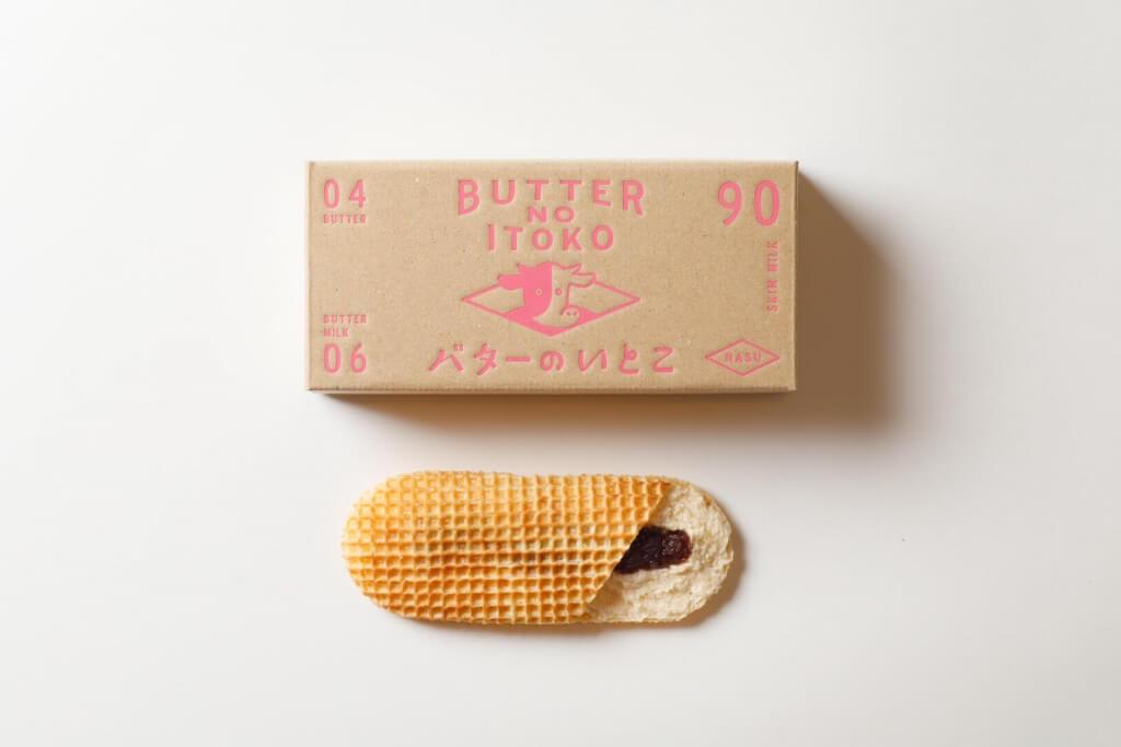 『バターのいとこ あんバター』