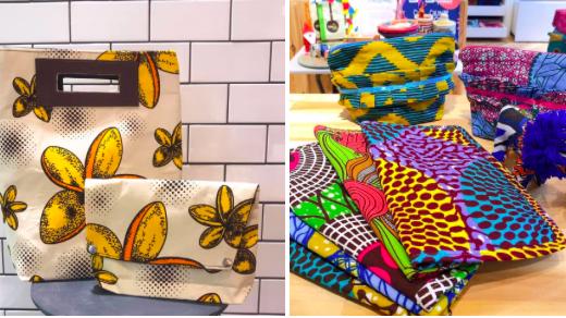ウガンダ発のファッションブランド『リッチー・エブリデイ』がTSUTAYA美しが丘店に期間限定出店!