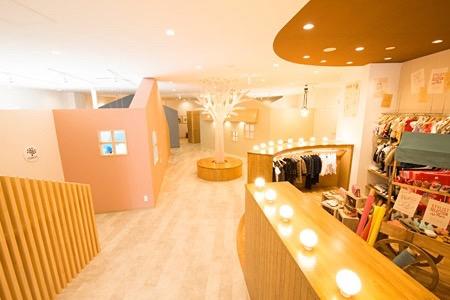 写真工房ぱれっと 札幌西店のスタジオ
