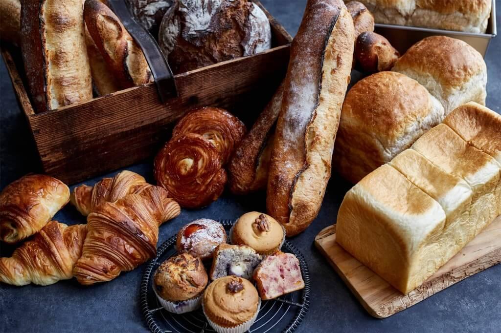 BOUL'ANGE(ブールアンジュ) のパン