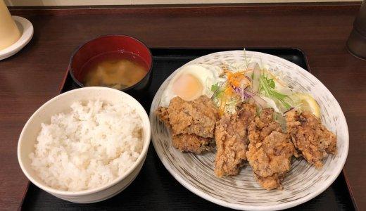 【定食や】白石区本通・12号線沿いにメニューが豊富な定食屋!おかずを組み合わせれる定食も!