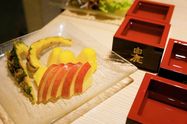 北海道海鮮 にほんいち 地酒蔵のデザート