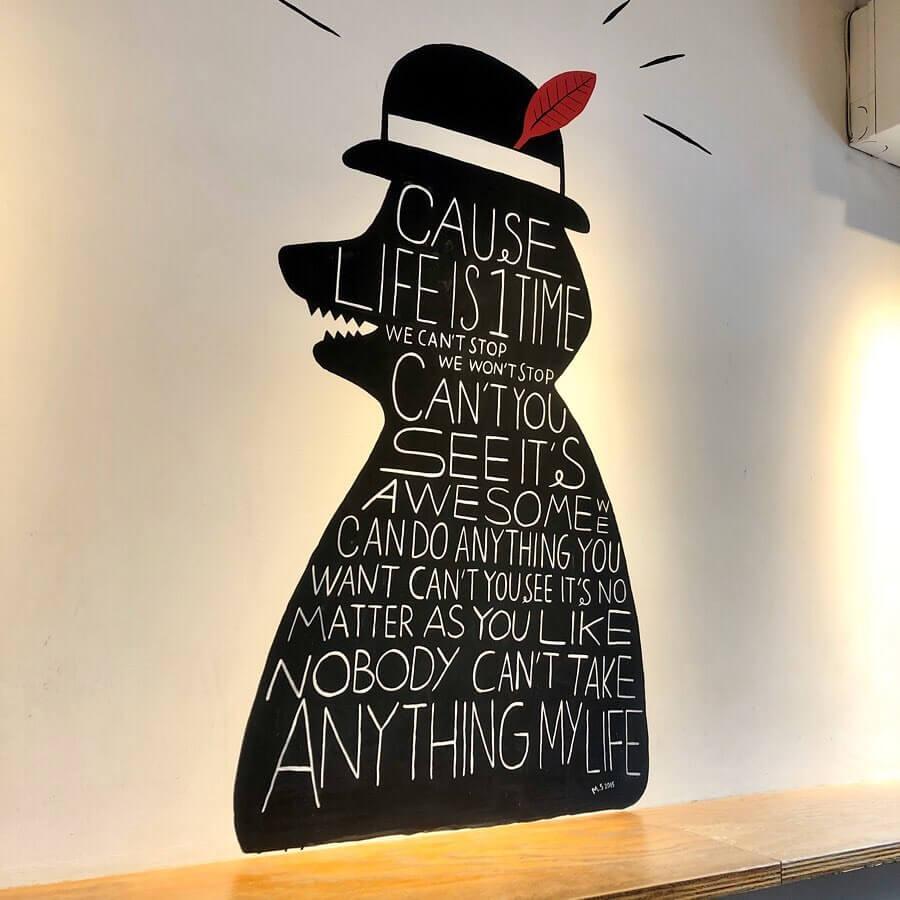 BARISTART COFFEEのロゴ