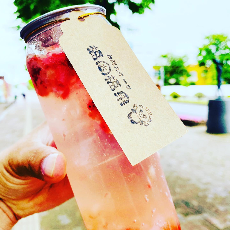 福因福果(フクインフッカ)の缶ボトルドリンク