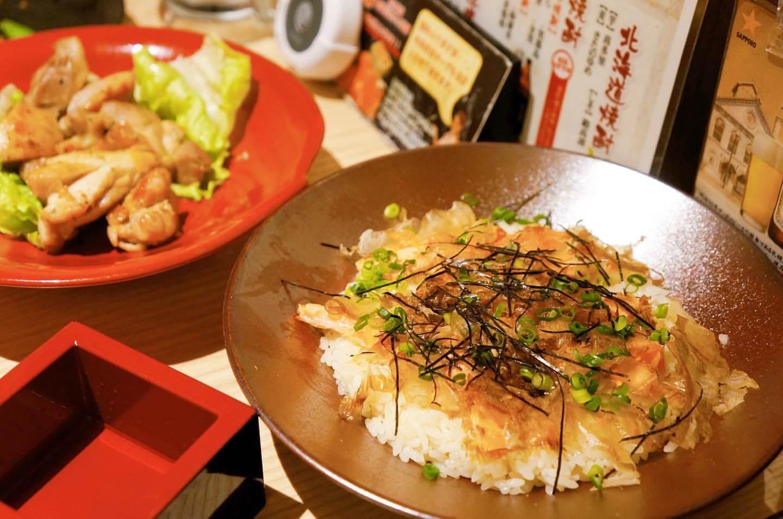 北海道海鮮 にほんいち 地酒蔵のご飯もの