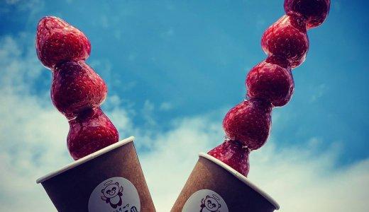 【福因福果(フクインフッカ) 大通公園店】フルーツキャンディや台湾かき氷など台湾スイーツ専門店がオープン!