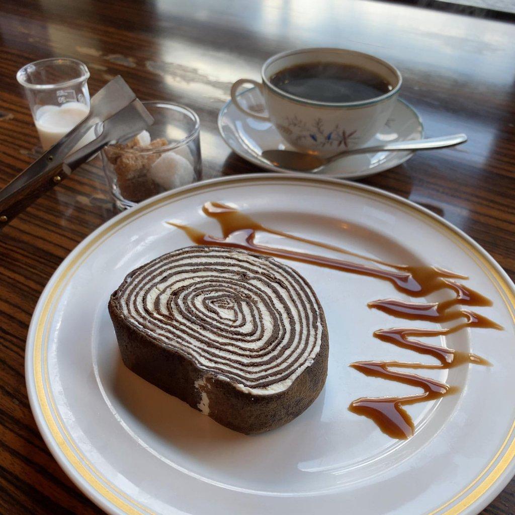RITARU COFFEE(リタルコーヒー)のリタルロール&コーヒー