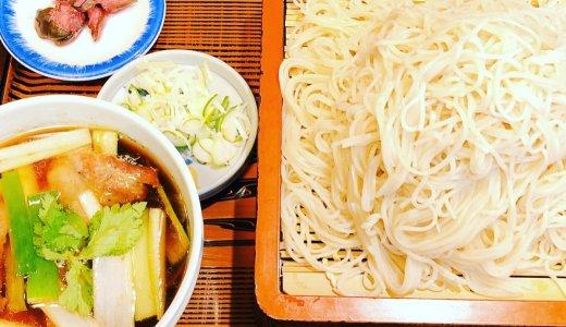 【そば処 天寿庵(てんじゅあん)】北区で更科の細麺そばを提供するそば屋さん