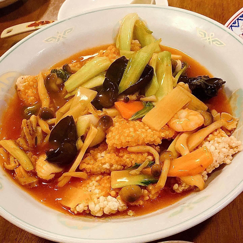 玉林酒家(ギョクリンシュカ)の北京飯