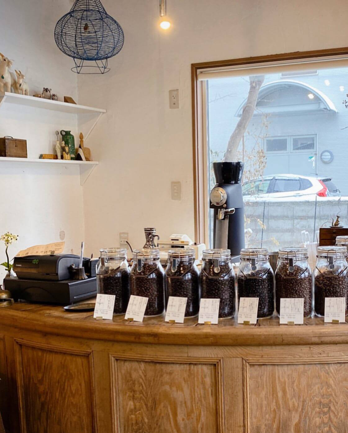 石田珈琲店で販売しているコーヒー豆