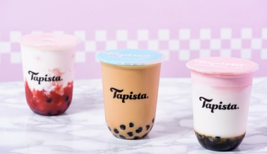 【Tapista(タピスタ) petit札幌狸小路店】北海道初!ポップで本格的なタピオカ専門店が狸小路にオープン!