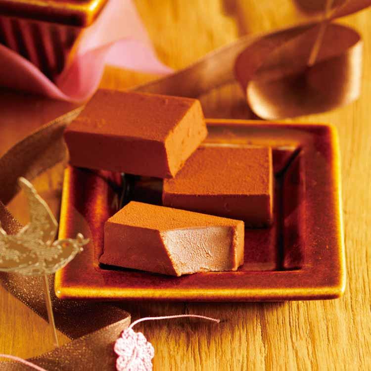 ロイズの生チョコレート[キャラメリゼ]