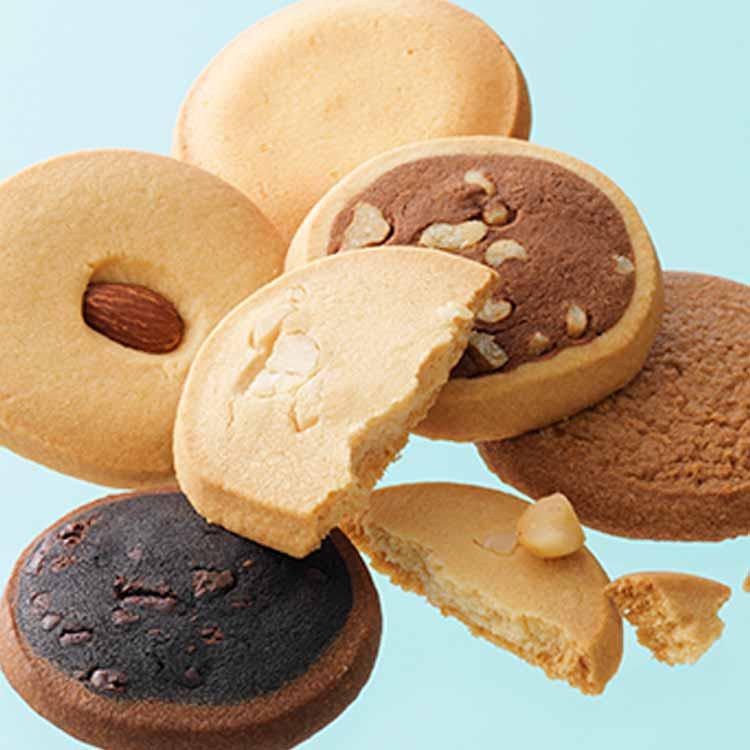 ロイズのクッキーボックス[6枚入]