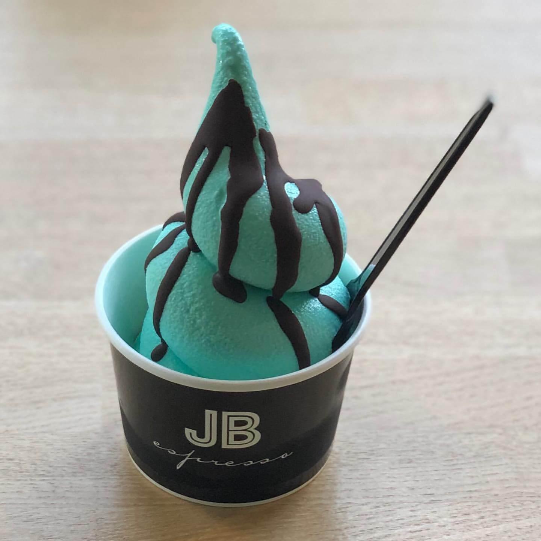 JB ESPRESSO MORIHICO.の『JBソフト チョコミント』