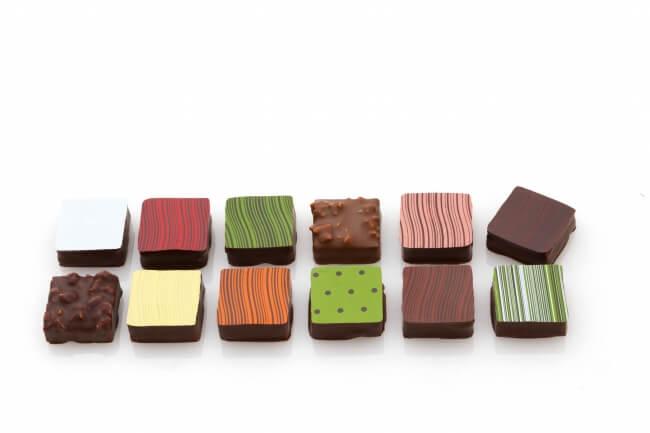 パティスリー・サダハル・アオキ・パリのショコラアソート