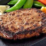 【大金牛肉店】熟成牛ハンバーグ