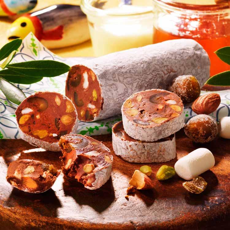 ロイズのサラメショコラーテ・ド・オリーブ