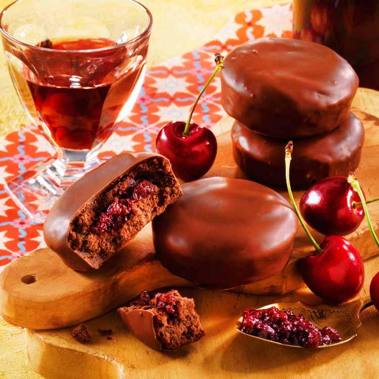 ロイズのジンジーニャチョコレートケーキ